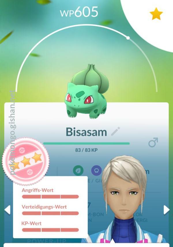Bulbasaur Pokemon Go